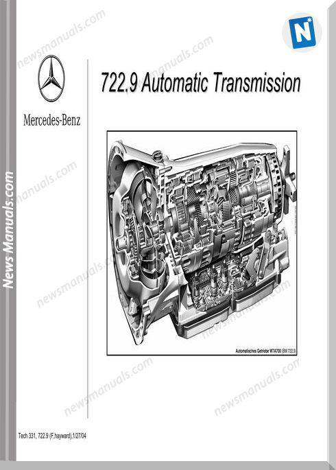 Mercedes Technical Training Automatic Transmission