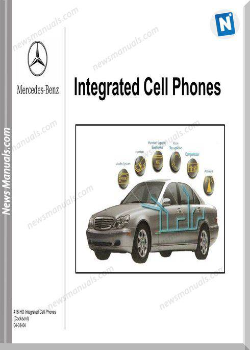 Mercedes Training Ho Integrated Cellphones Cookson