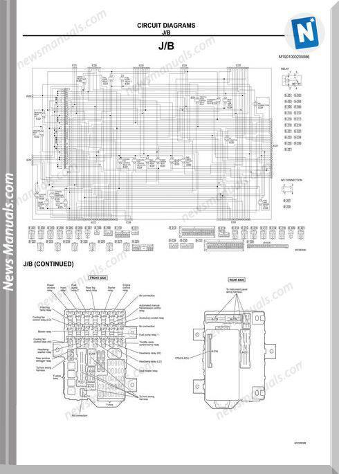 Mitsubishi Colt Models 2004 Year Wiring Diagram