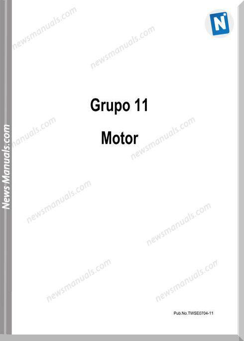 Mitsubishi Fuso Models Sterling Engine 4M50T7 Manual