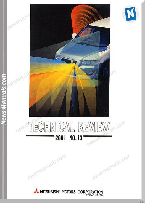Mitsubishi Technical Review 2001