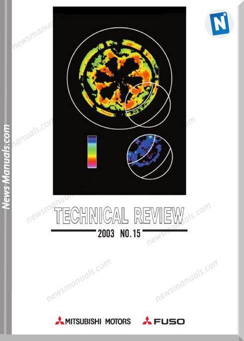 Mitsubishi Technical Review 2003