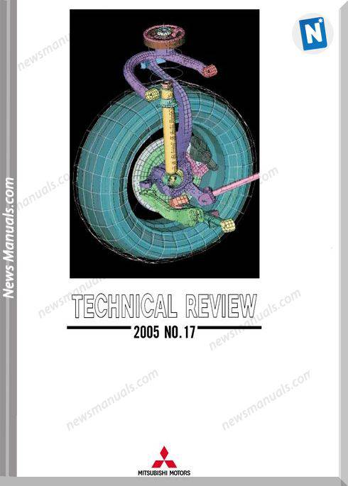 Mitsubishi Technical Review 2005
