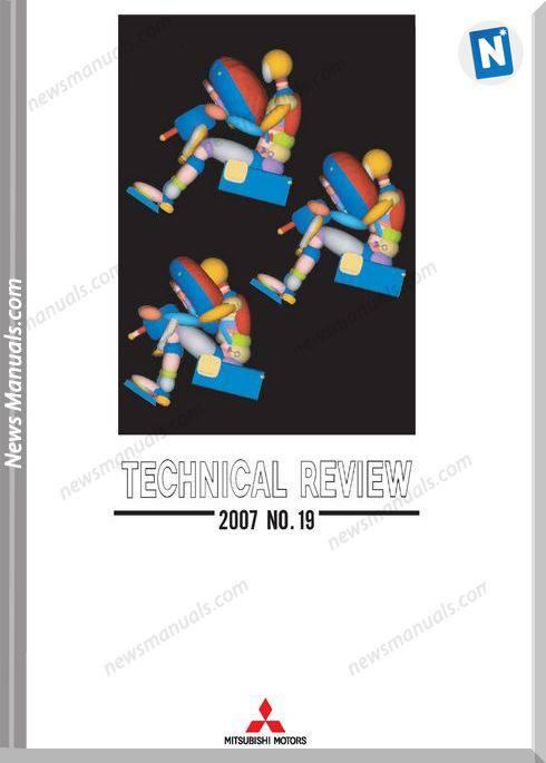 Mitsubishi Technical Review 2007