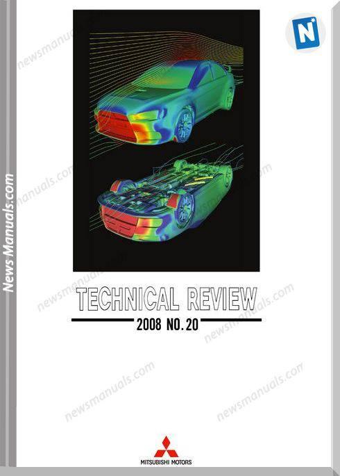 Mitsubishi Technical Review 2008