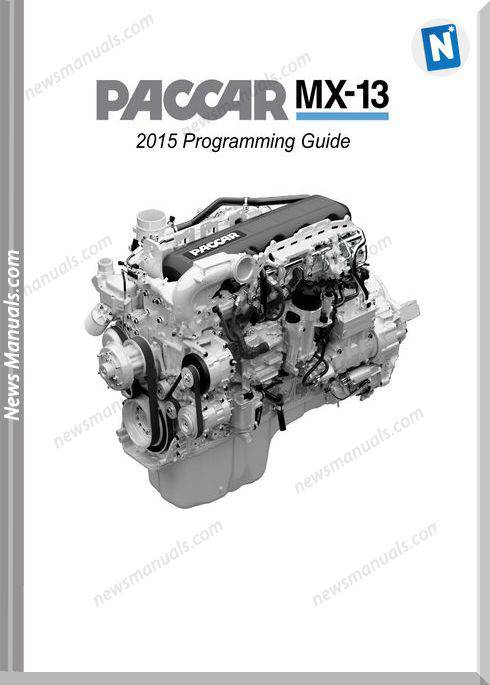 Paccar Engine Manuals Paccar Mx-13 Programming Guide