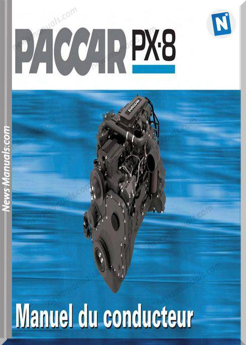 Paccar Engine Manuals Paccar Px-8 French Engine Manual