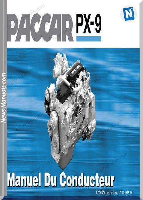Paccar Paccar Px-9 Engine French Operators Manual-Fr