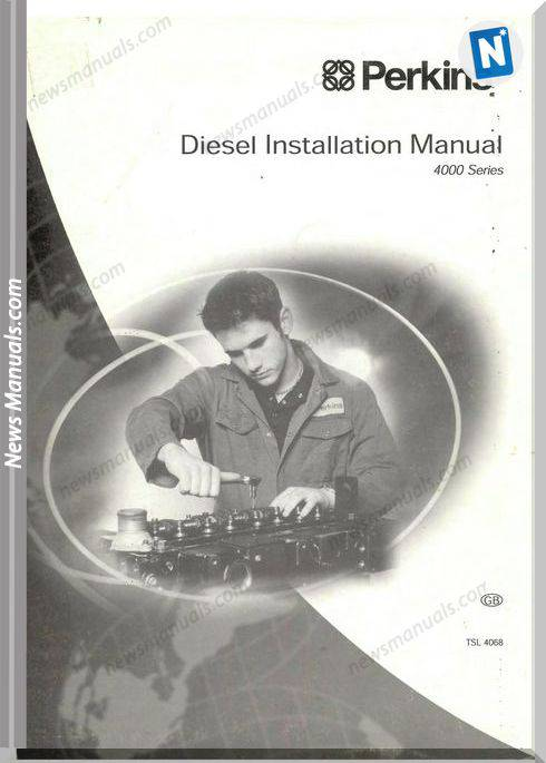 Perkins 4000 Series Installation Manual Lite