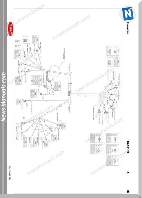 Peterbilt 16 10169 Wiring Diagram
