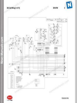 peterbilt pb362 cab wiring schematic (sk14799)362 Peterbilt Wiring Diagrams Pdf #4