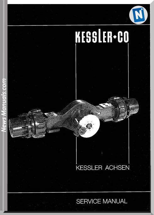Proheat Kessler Achsen D81 Service Manual