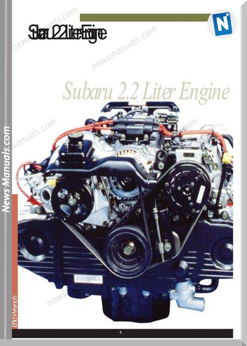 Subaru 2 2 Liter Engine