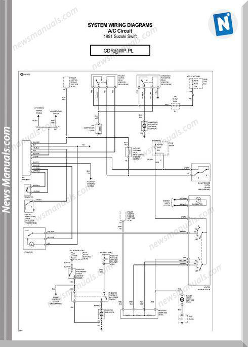 Maruti Suzuki Swift Vdi Wiring Diagram