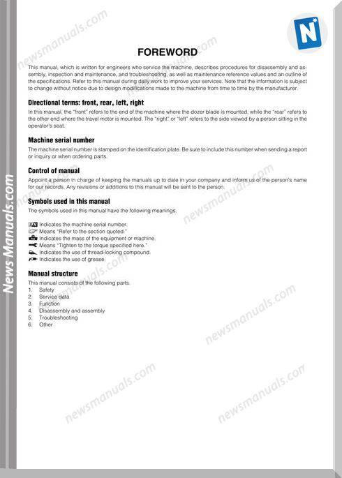 Takeuchi Tb216 21610002 Cc7e001 Wetb216 Workshop Manual