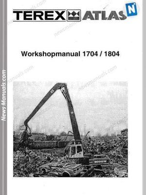Mitsubishi 6d14 15 16 Workshop Manual