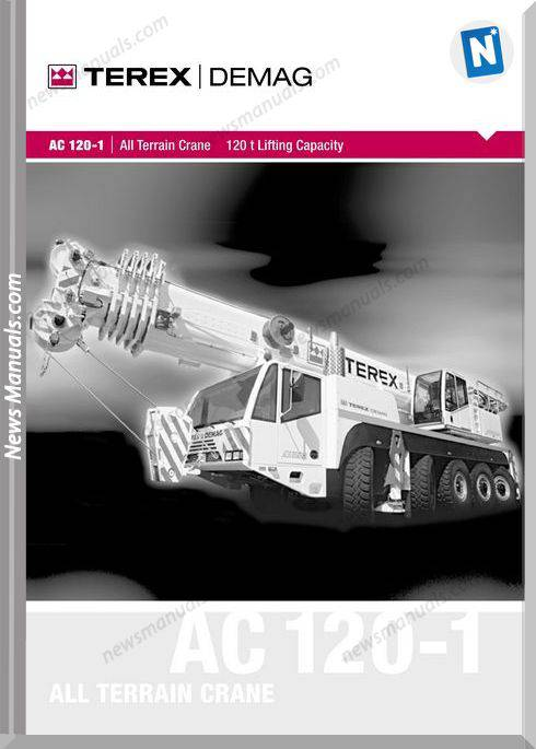 Terex Demag Ac 120 Part Catalogue