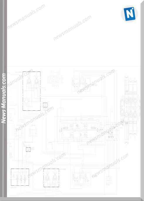 Terex Pt-60 Models Hydraulic Schematic Manual