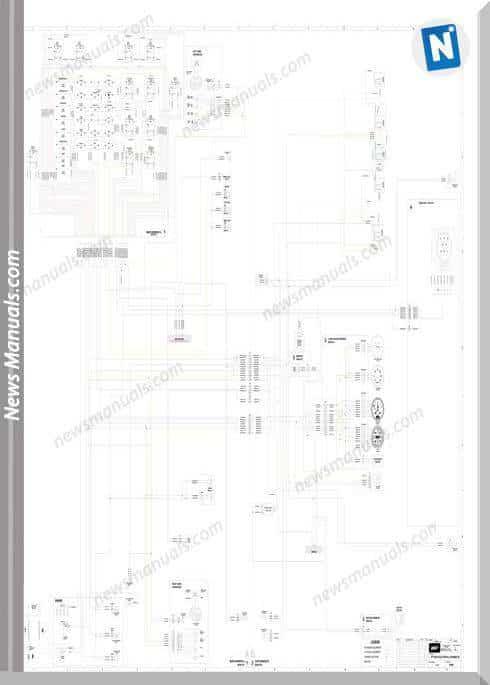 Terex Pt30 Models Sn 5000 - 5642 Schematic Manuals