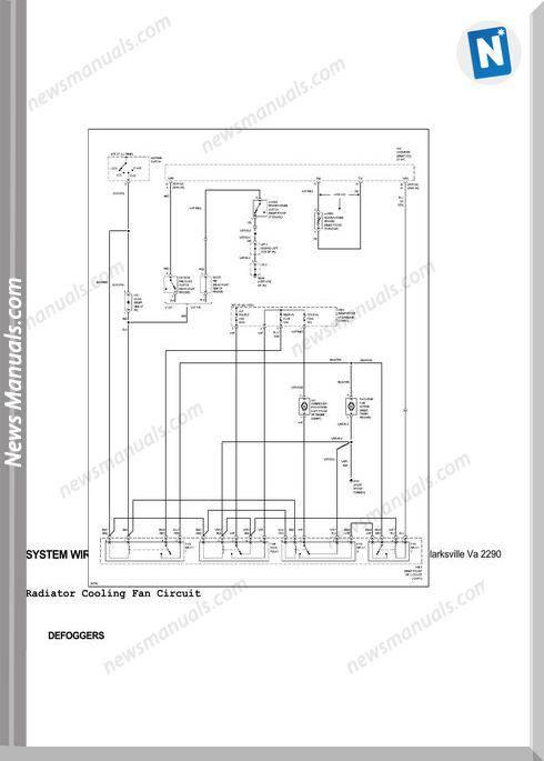 Toyota 1991 Mr2 Wiring Diagrams