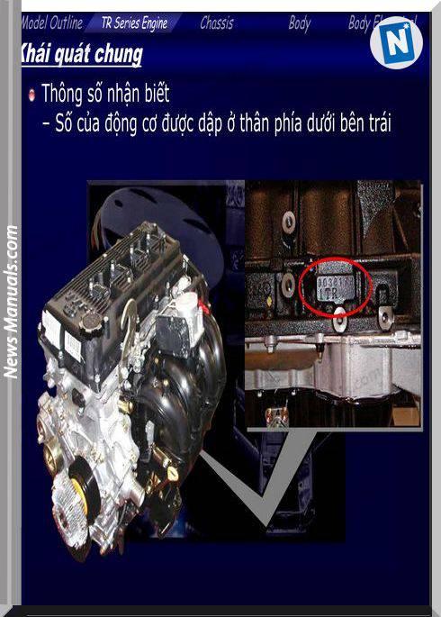 Toyota Engine 1tr Fe Repair Manual