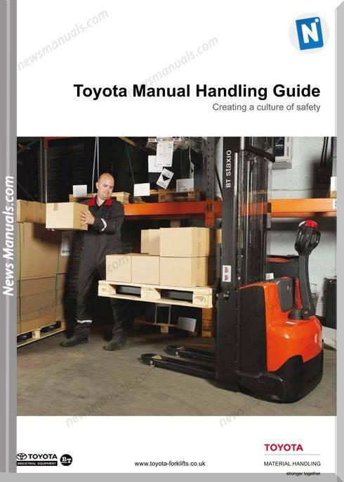 Toyota Manual Handling Guide