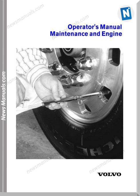 Volvo D7 D12 Engines Vn Vhd Maintenance Manual