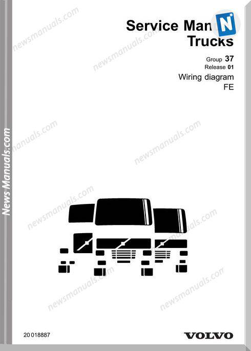 Volvo Fe-September 2006 Service Manuals
