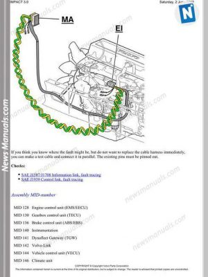 volvo truck d13 a wiring diagram link j1939 Volvo Truck Parts Diagram hometruckvolvo volvo truck d13 a wiring diagram