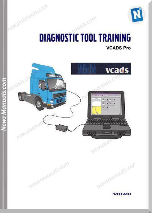 Volvo Trucks Diagnostic Tool Training Vcads Pro