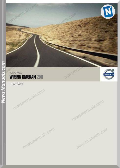 Volvo Xc90 2011 Wiring Diagram
