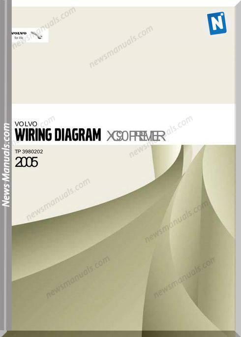 Volvo Xc90 Premier 2005 Wiring Diagram