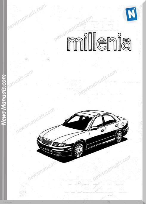 Workshop Manual Mazda Millenia
