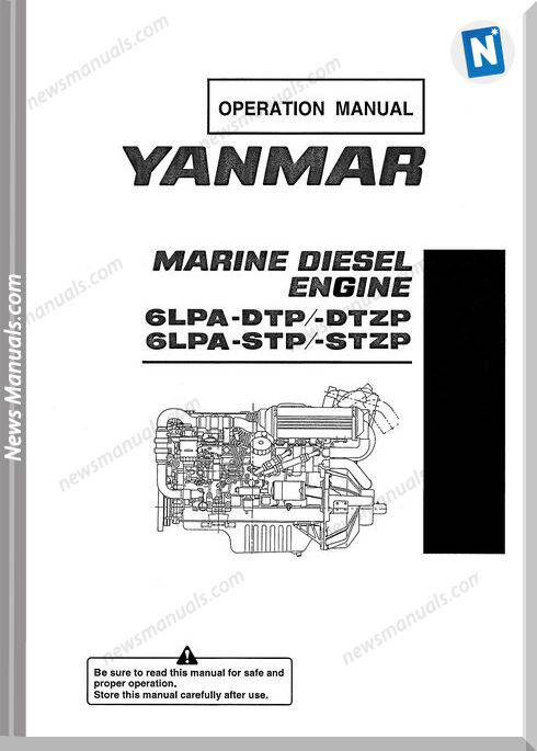Yanmar Cx 6 Models Service Manual