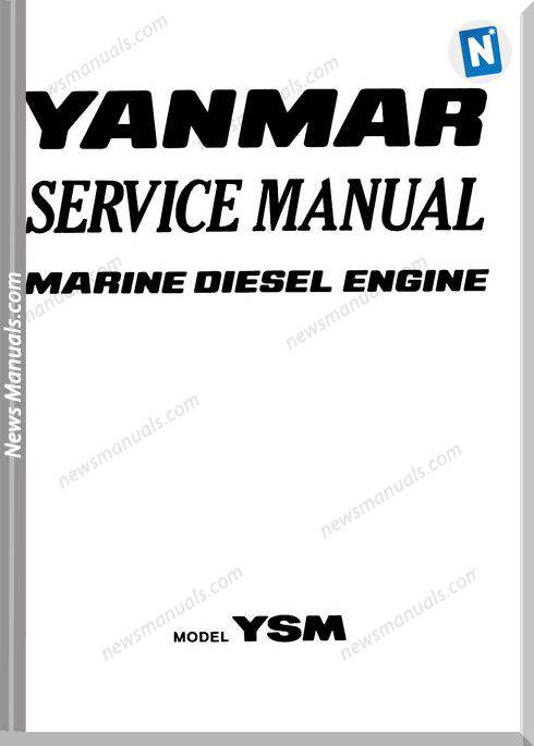 Yanmar Ysm Engine Service Manual